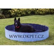 Bazén pro psy 160x30 cm
