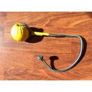 Balonek žlutý se šňůrkou